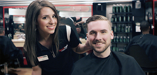 Sport Clips Haircuts of North Hills Haircuts
